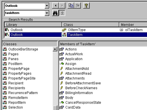 Taking Outlook and XML to Task - vb123 com