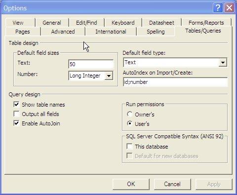 Access Traps for the Naive Developer - vb123 com
