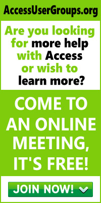 Access User Groups